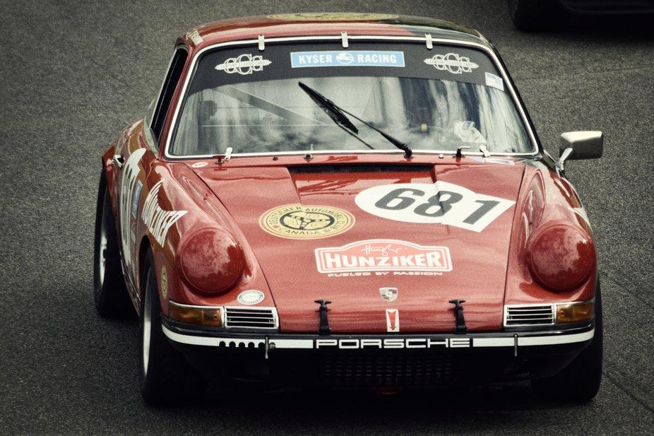 911 Legend on Wheels