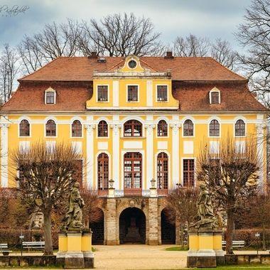 Small castle in Neschwitz