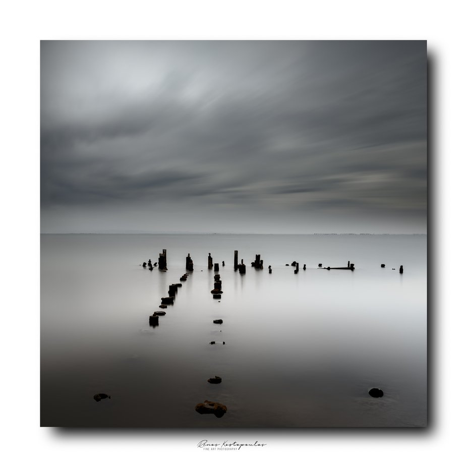 - ancient dock -