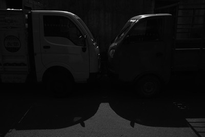 Vans are tried like moon