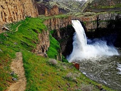 Palouse Falls best look