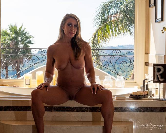 image from a shoot at the OCmansion with Bailey Daniels