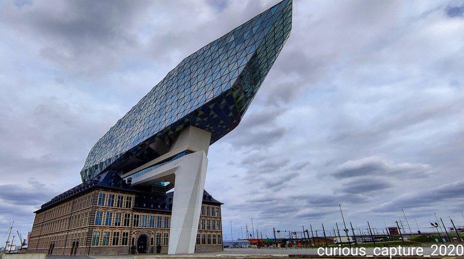 Het Havenhuis /  Port Authority Building
