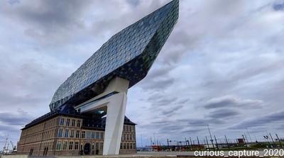 Het Havenhuis -  Port Authority Building