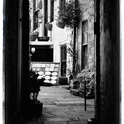 Whitby Hidden Alleyway