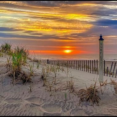 Surf City sunrise 5-3-21
