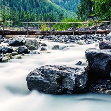 Long Exposure captured with a 10-stop ND filter