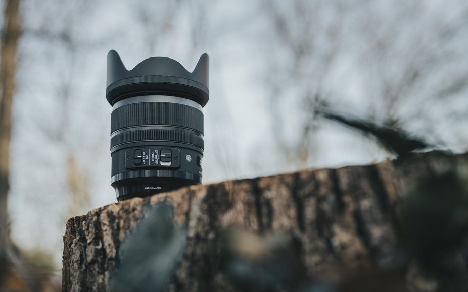 Sigma 24-70mm (for canon ef lens)