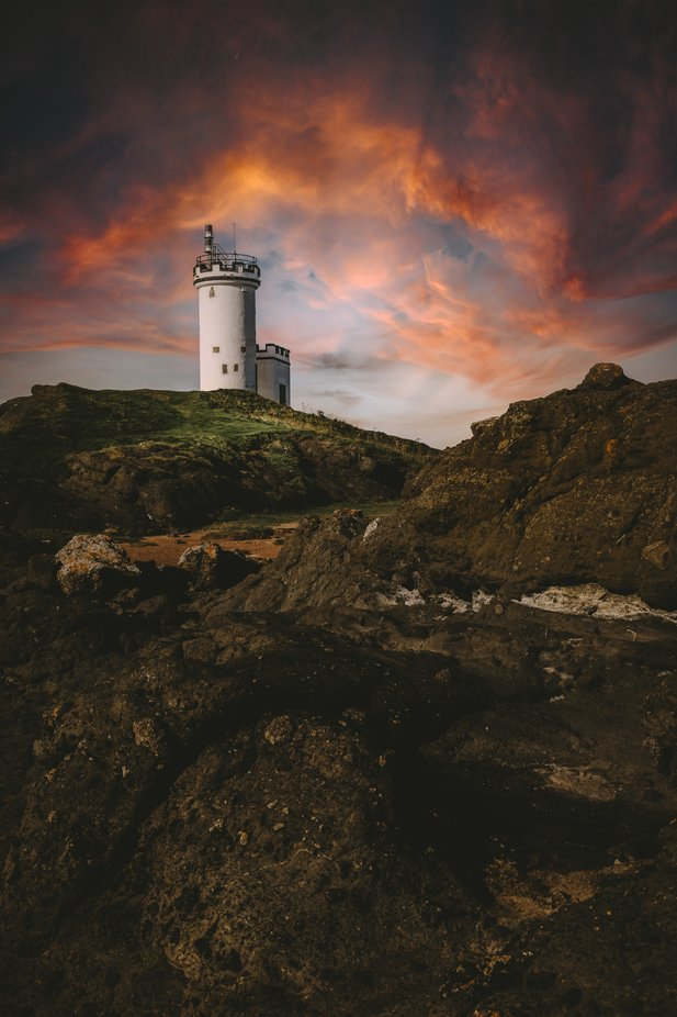 Elite Lighthouse, Fife. by EoinDiamond93 - Image Of The Month Photo Contest Vol 69
