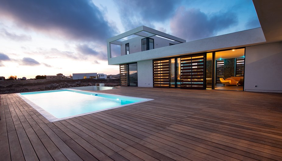 Commissioned work for real estate in the canary islands.