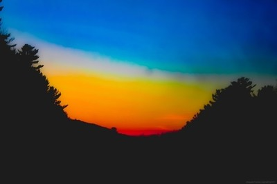 Colors of the sky