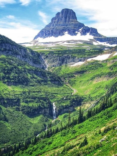 Valley of Waterfalls