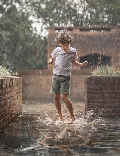 Dancing in the rain (1-9)