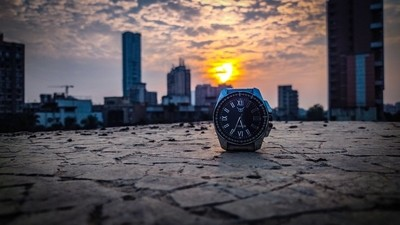 Sunset Time Photography