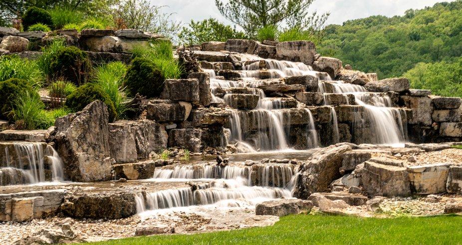 Reed Springs Waterfall (1 of 1)