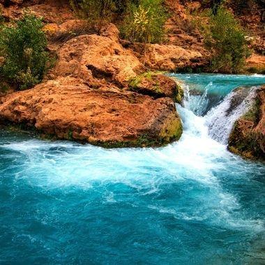 Havasupai Rapids