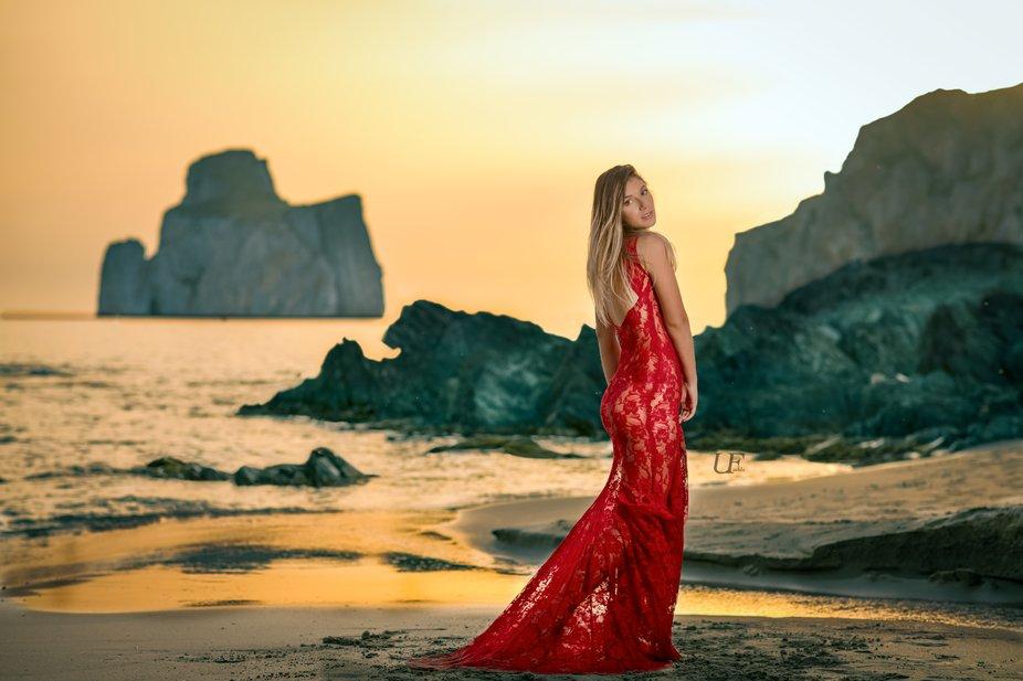 Photographer @umbertofadda  model Gioia