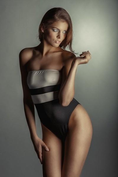 Swimming suit....