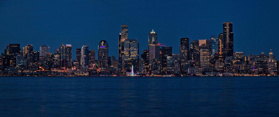 Seattle's Beautiful Skyline...