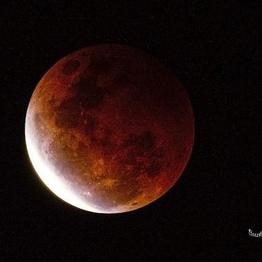 i guess it depend one location  as to whether you really get  get to see a blood full moon