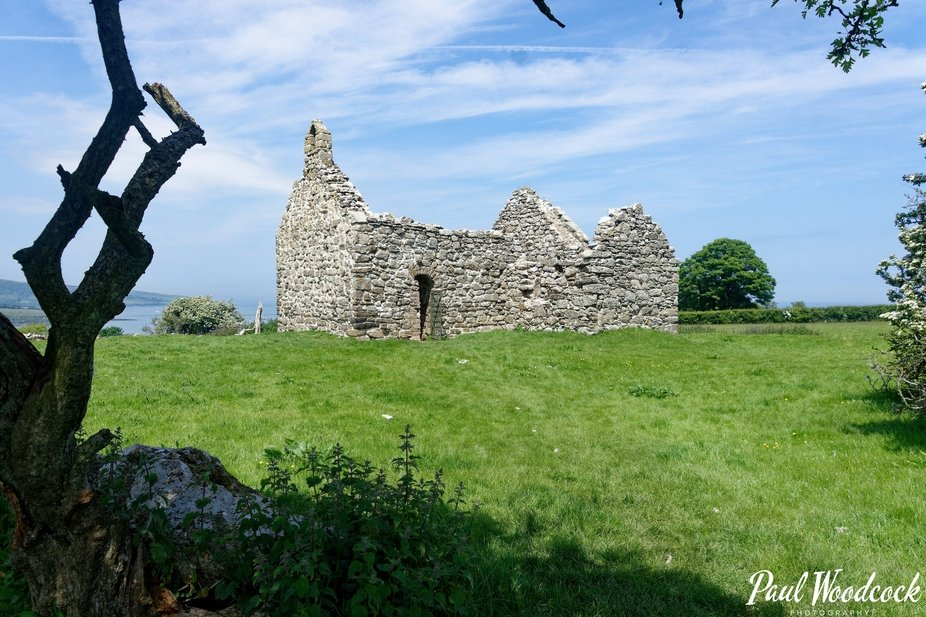 Hen Chapel in Lligwy
