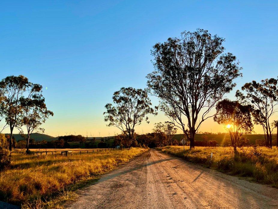 Queensland country roads