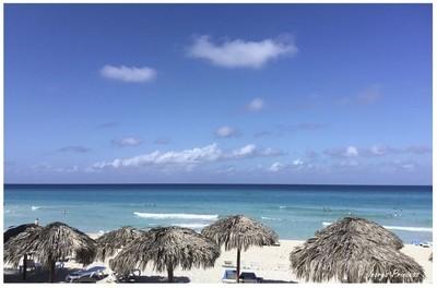 Summer is eternal in Varadero beach!