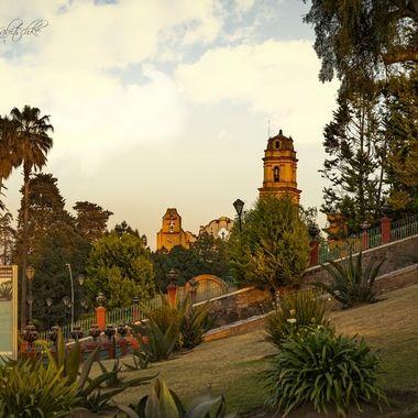 Iglesia del Calvario, Metepec