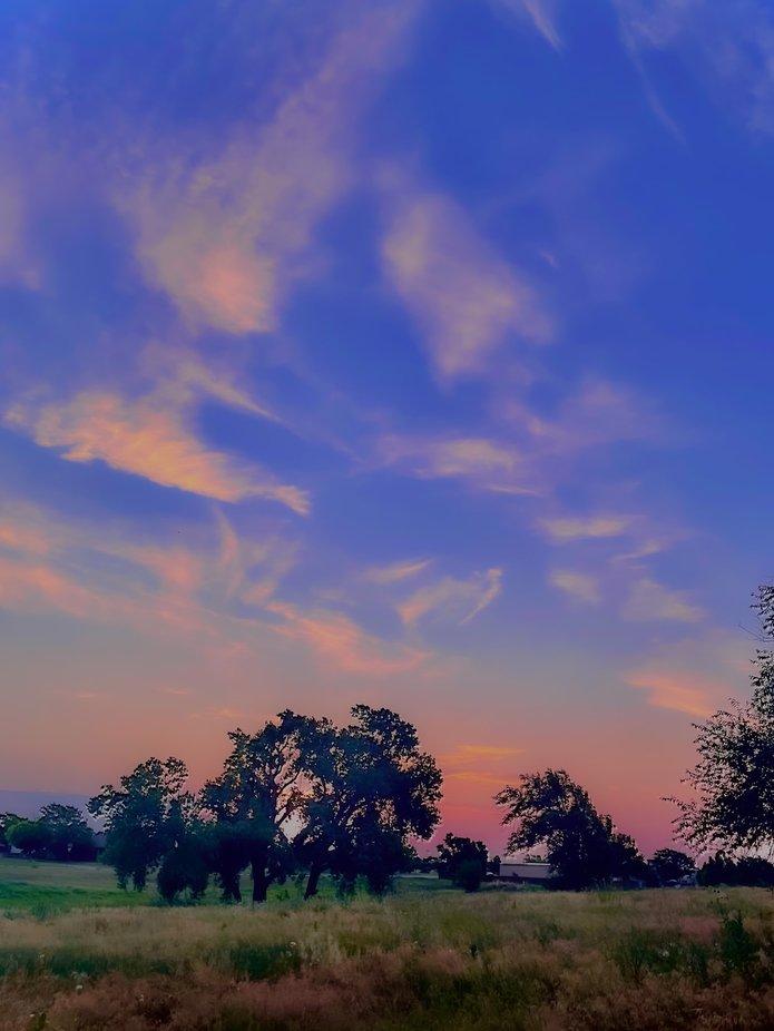 Whimsical Sky