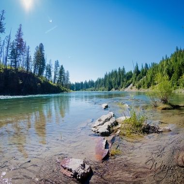 another shot of the flathead river, such a good day and we had a blast seeing all the sights. Over 2,100 frames were shot in just this one day.