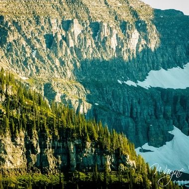 It's truly amazing how beautiful this park is in comparison to other national parks. There are things you cannot see in other parks here in Glacier.