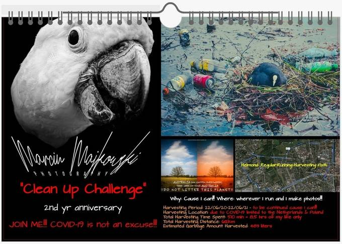 JOIN ME!!! PICK UP MY CHALLENGE!!! MAKE THE DIFFERENCE!!! IF NOT THERE WILL BE NO PLACE FOR US HOBBY PHOTOGRAPHERS!!! 1st Anniversary --&bt; https://youpic.com/image/17188201/clean-up-challenge-1-year-anniversary-by-marcin-majkowski And now 2nd Anniversary --&bt; https://www.facebook.com/depechmaniac/posts/4146479072054309 and help me!!! JOIN ME!!! YOU CAN DO IT!!! IT'S EASY!!!