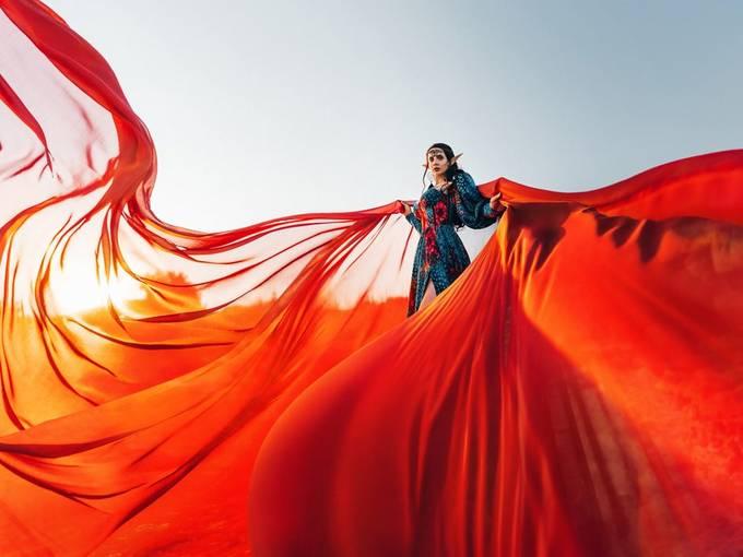 Celestial  by FONDphoto - The Experimentalist Photo Contest