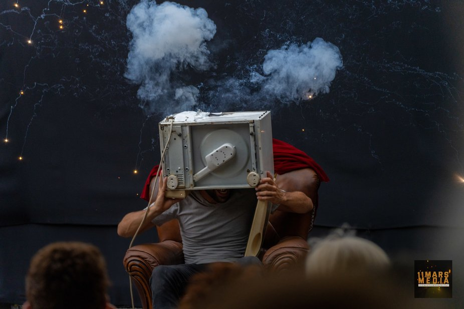 "Festival of ""Chalon dans la rue 2021"""