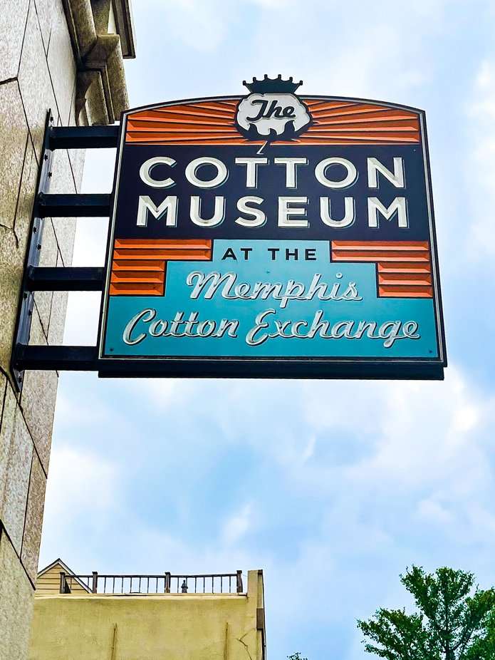 The Cotton Exchange in Memphis