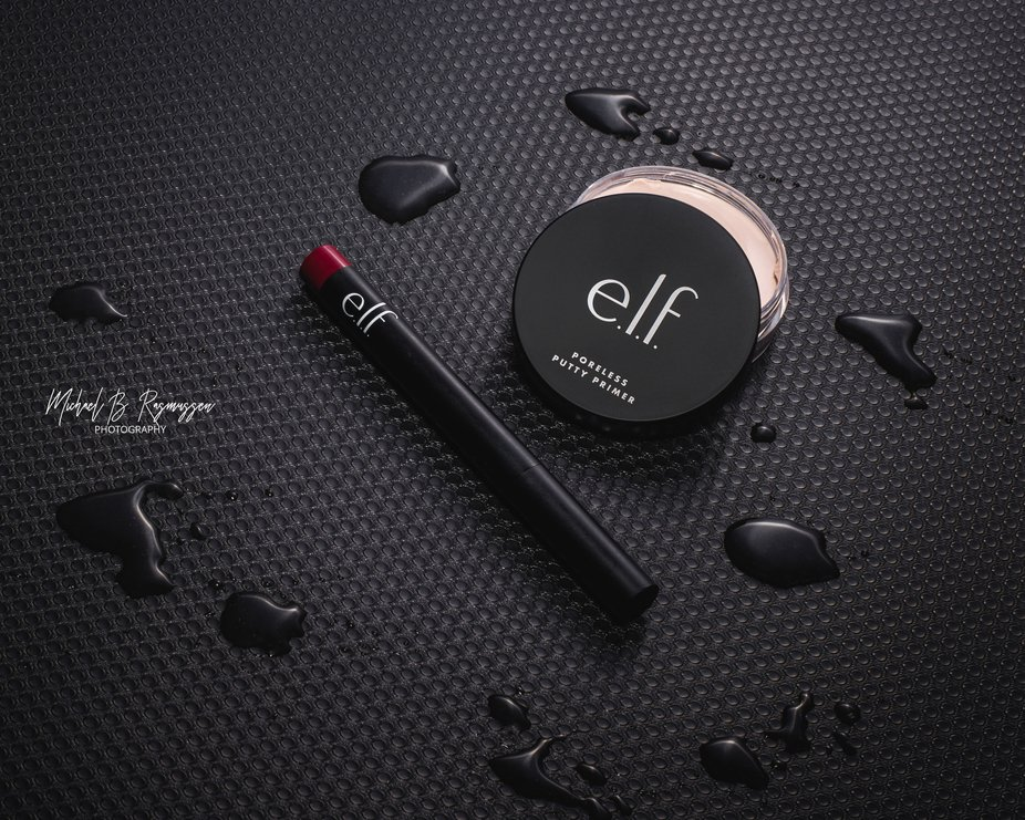 Product shot of some e.l.f makeup