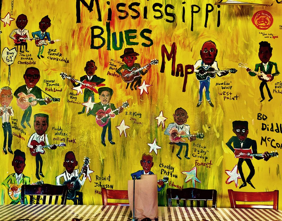The Mississippi Blues