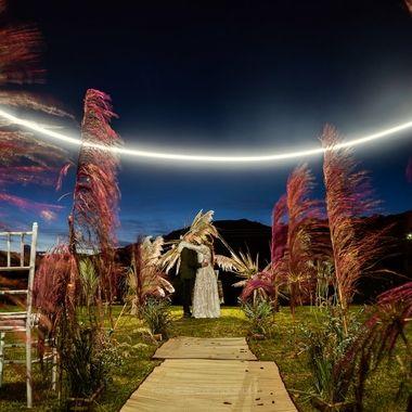 Hermosa boda, la magia esta en el amor de esta pareja.