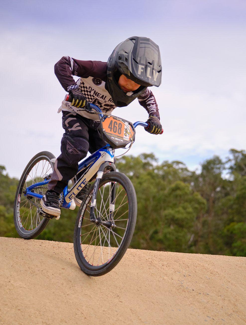 BMX at Park Orchards BMX Track