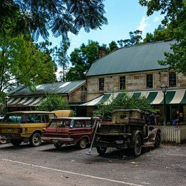 Settlers Arms Inn 1836