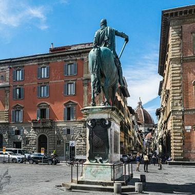 Piazza Della Santissima