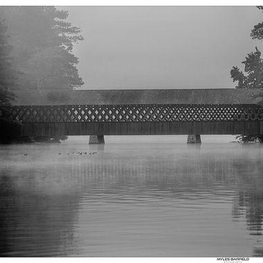 Indian Island Bridge at Stone Mountainain_5046