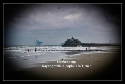 Coastal town of Blankenberge-Belgium We went on a trip to Blankenberge with Het Inloophuis in #Tienen, where I do Social Volunteering. Theo-Herbots- by Theo-Herbots-Fotograaf