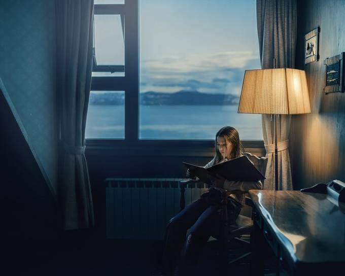 The reader by nataliafabiano_7058 - Inside Photo Contest