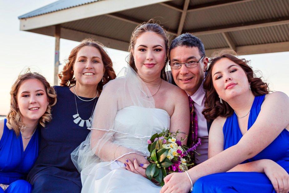 Lim Family Wedding Photo