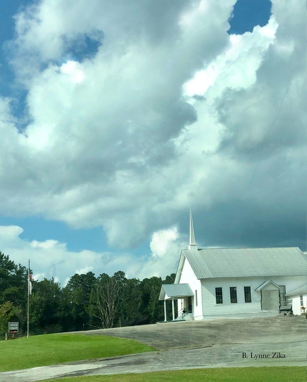 A country church near my home.