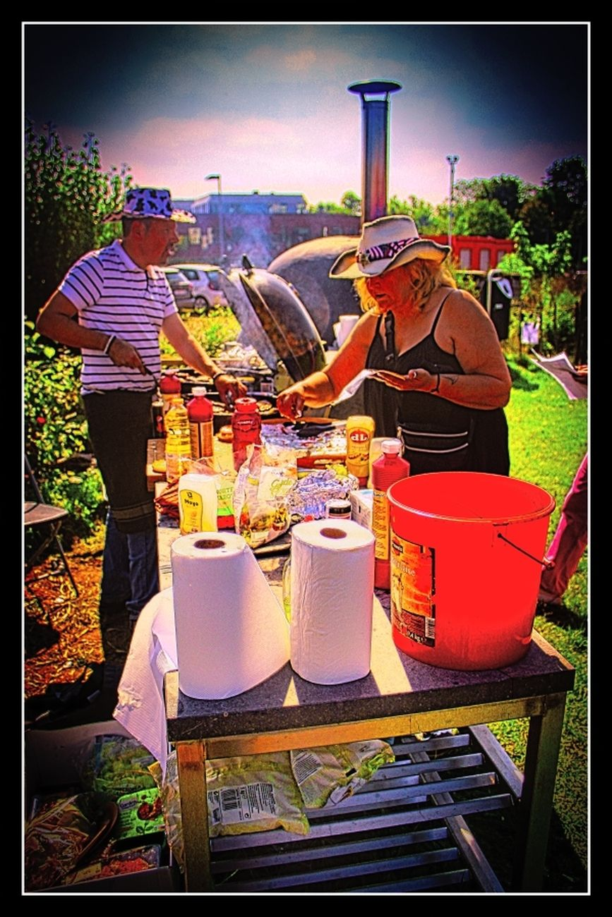 BBQ 03/09/2021 Walk-in house #Tienen According to annual tradition, this BBQ was now given at De Stadsakker in Tienen Theo-Herbots-Photography