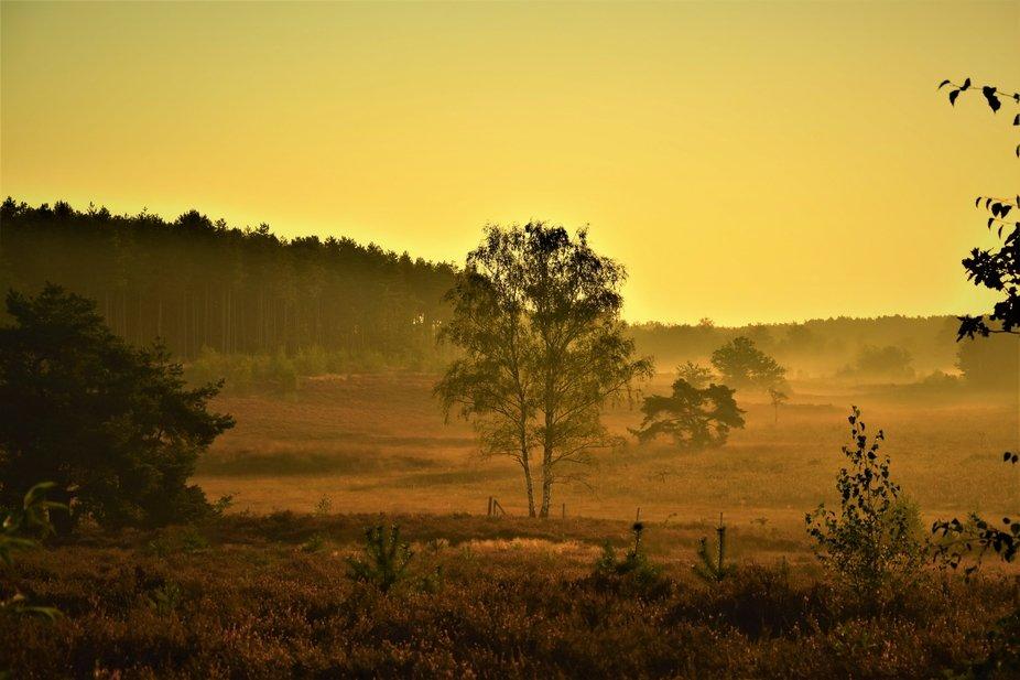 sunrise...national park' de teut'