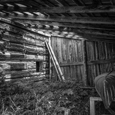 Canoe Barn
