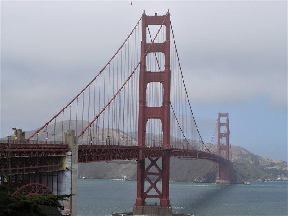 San Francisco - Famous Bridge